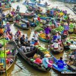Giá vé máy bay Vietjet Air từ Hà Nội đi Cần Thơ