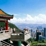 Giá vé máy bay Vietjet Air từ TPHCM đến Hồng Kông rẻ nhất