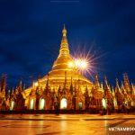 Giá vé máy bay Vietjet Air từ TPHCM đi Yangon giá rẻ