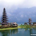 Giá vé máy bay đi Indonesia rẻ nhất của Vietnam Airlines
