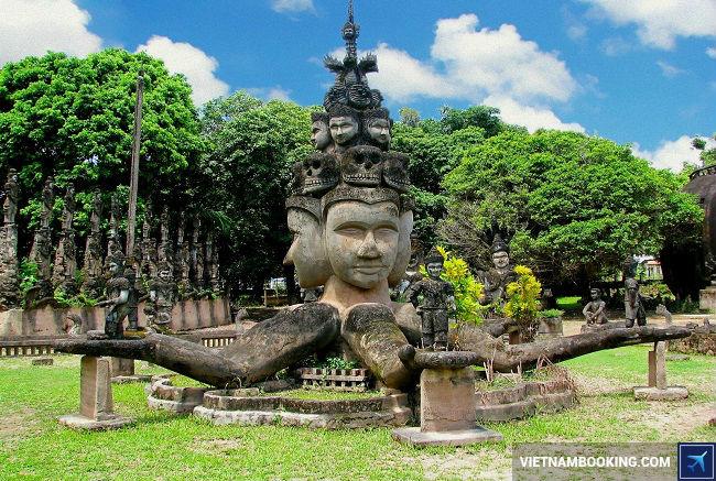 gia ve may bay di lao cua vietnam airlines