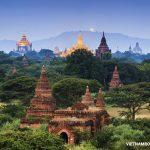 Giá vé máy bay đi Myanmar của Vietnam Airlines