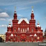 Giá vé máy bay đi Nga của Vietnam Airlines