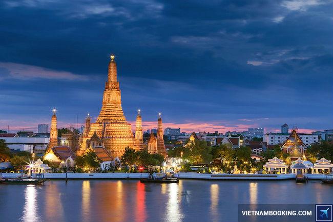 gia ve may bay vietnam airlines di thai lan
