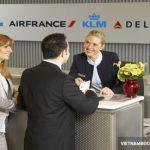 Giải đáp thắc mắc về thủ tục hoàn – đổi vé máy bay Air France