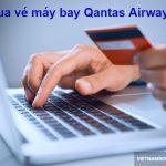 Mua vé máy bay Qantas Airways