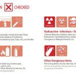 Hành lý không được phép mang lên máy bay Korean Air