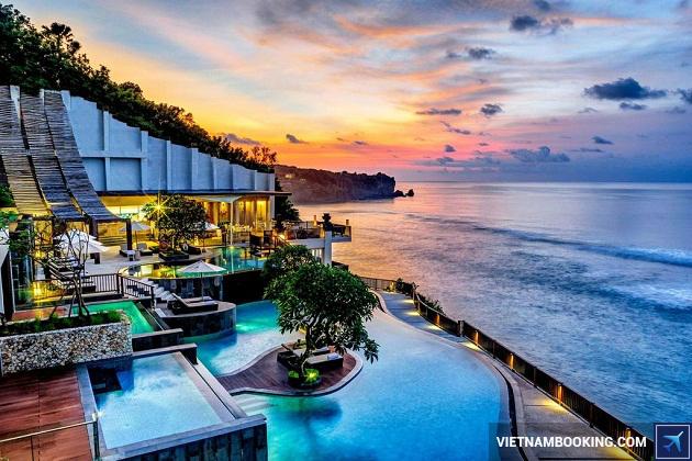 Khách sạn tốt nhất ở Đảo Bali