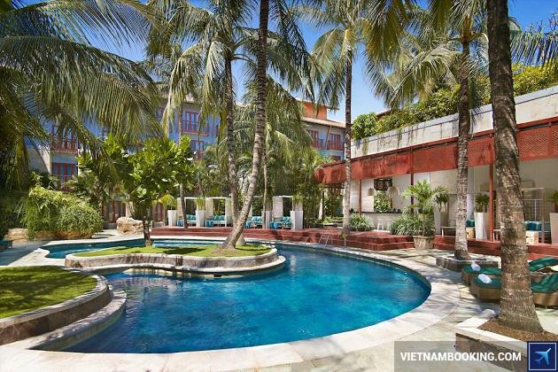 Khách sạn giá rẻ ở Đảo Bali