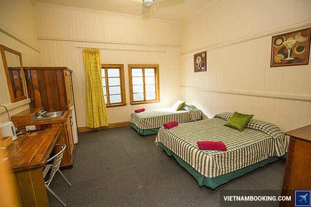 Khách sạn giá rẻ ở Brisbane