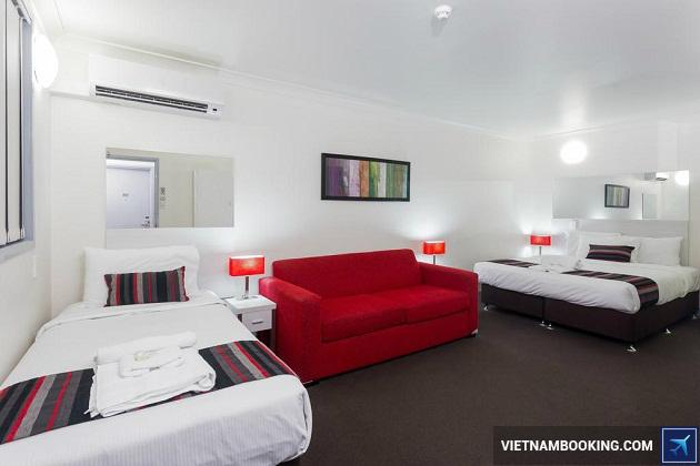 Khách sạn Brisbane giá rẻ