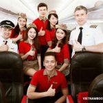 Kinh nghiệm mua vé máy bay Vietjet Air trực tuyến