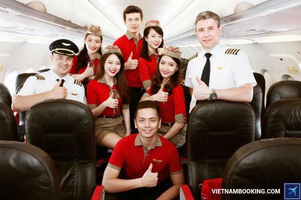 kinh nghiem mua ve may bay Vietjet Air truc tuyen 1