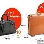 Phân loại hành lý của hãng hàng không Asiana Airlines