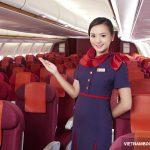 Phí dịch vụ trên chuyến bay Hong Kong Airlines