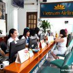 Đại lý vé máy bay Vietnam Airlines tại TPHCM