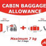 Những quy định về hạn mức hành lý xách tay Air Asia mà bạn nên biết