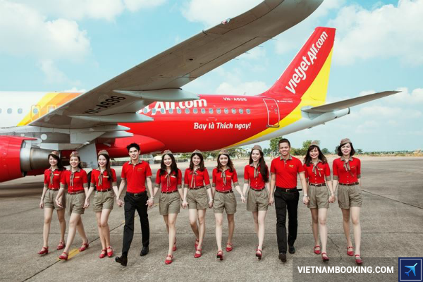 san ve may bay Vietjet Air gia re co kho khong