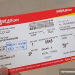 So sánh giá vé máy bay Vietnam Airlines và Vietjet Air