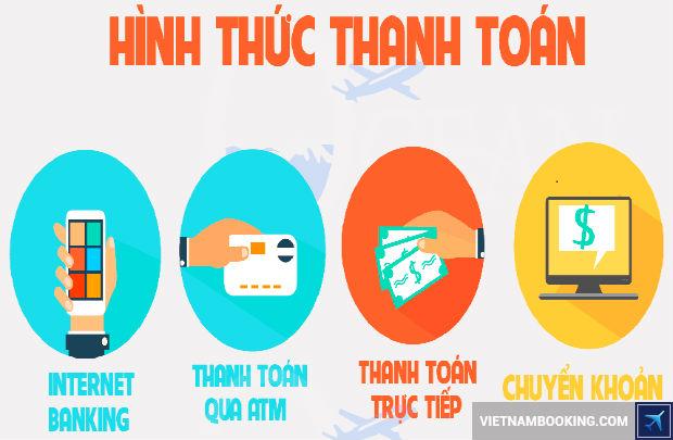 Kết quả hình ảnh cho hướng dẫn thanh toán vé máy bay jetstar site:vietnambooking.com