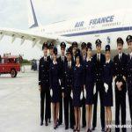 Thông tin cần biết khi mua vé máy bay Air France
