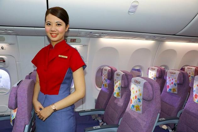 ve may bay mandarin airlines gia re