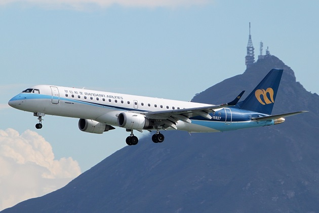 ve may bay gia re mandarin airlines