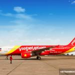 Vé máy bay Vietjet Air khuyến mãi, giá rẻ nhất !