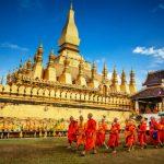 Giá vé máy bay đi Lào của Vietnam Airlines mới nhất
