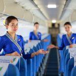 Bay với hãng hàng không Lào – Lao Airlines