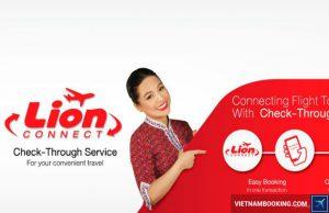 Những câu hỏi về dịch vụ LION CONNECT của Thai Lion Air