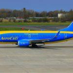 Vé máy bay Aerosvit Airlines