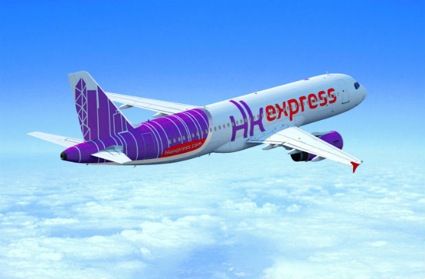ve may bay hong kong express