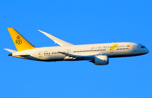 ve may bay royal brunei airlines