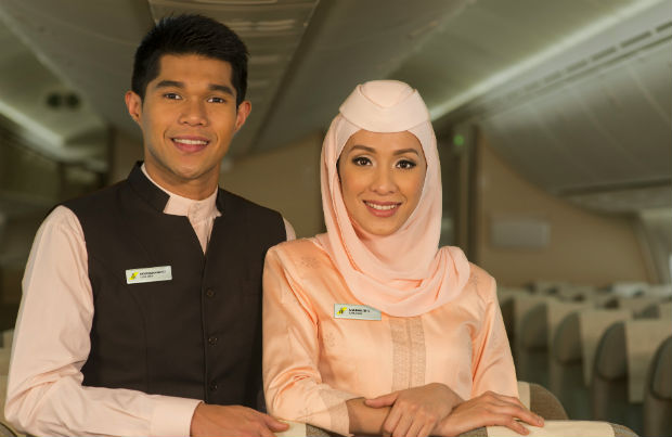 ve may bay royal brunei airlines gia re