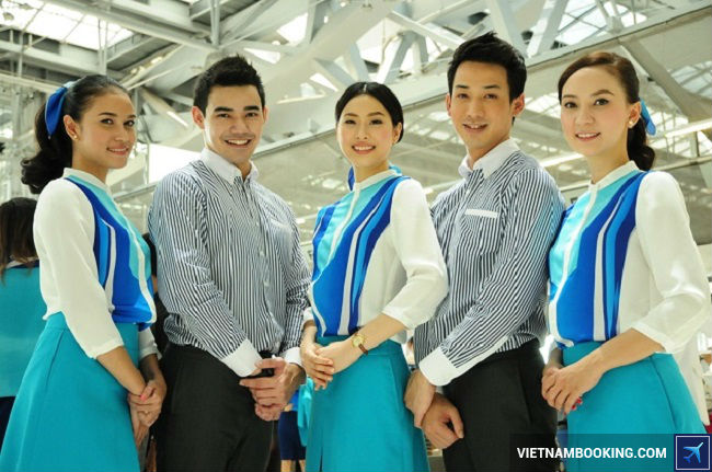 ve may bay bangkok airways