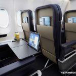 Các hạng ghế của hãng United Airlines