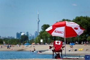 Cập nhật giá vé máy bay từ Việt Nam qua Canada mới nhất