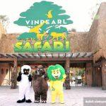 Tham quan vườn thú bán hoang dã Vinpearl Safari Phú Quốc