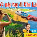 Giá vé máy bay Vietjet từ Hà Nội đi Chu Lai mới nhất