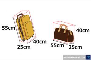 Giải đáp thắc mắc xoay quanh quy định hành lý của hãng All Nippon Airways