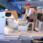 Các hạng ghế của hãng hàng không Emirates Airlines