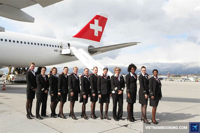 hang Swiss Air Lines