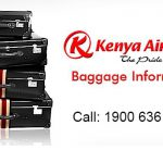 Cùng Kenya Airways Vietnam tìm hiểu thông tin hành lý