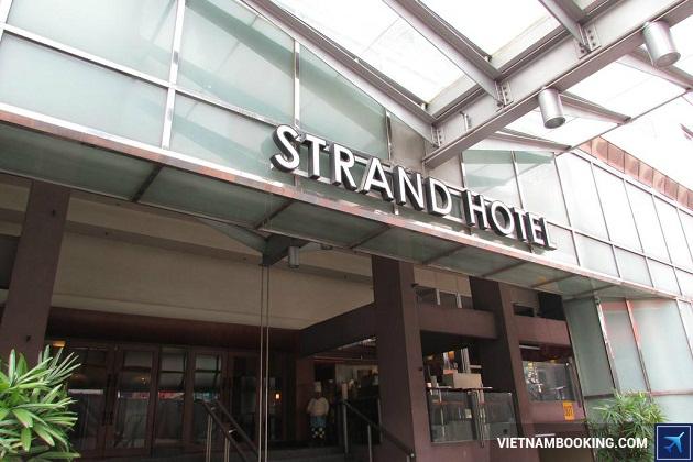 Khách sạn 3 sao ở singapore gần trung tâm