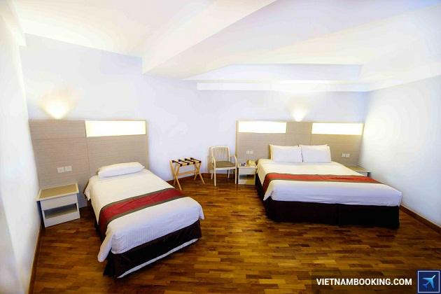 khách sạn Fort Canning Lodge Singapore