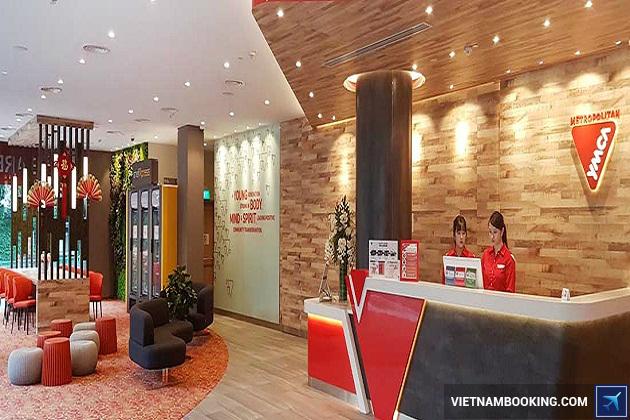 Khách sạn 3 sao singapore