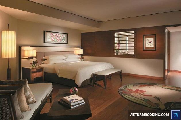 Khách sạn đẹp nhất ở Singapore