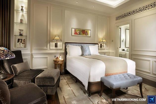 Khách sạn 5 sao InterContinental Singapore