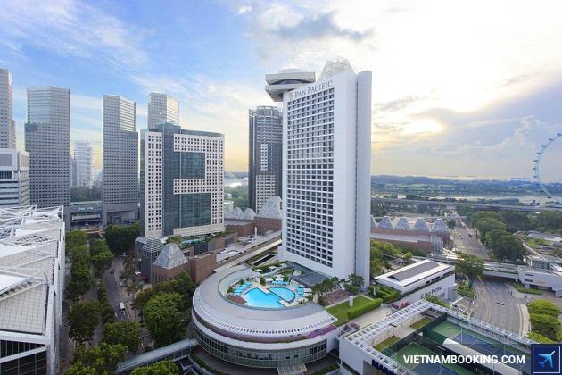 Khách sạn Pan Pacific Singapore